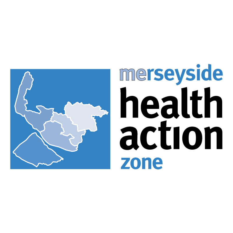Merseyside Health Action Zone vector