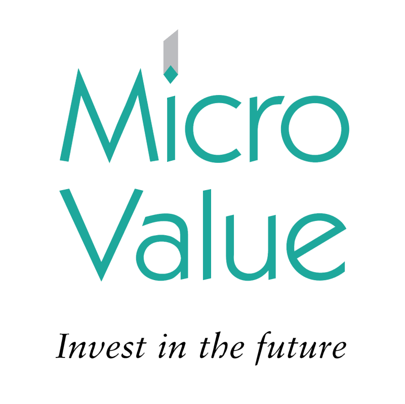 Micro Value vector logo