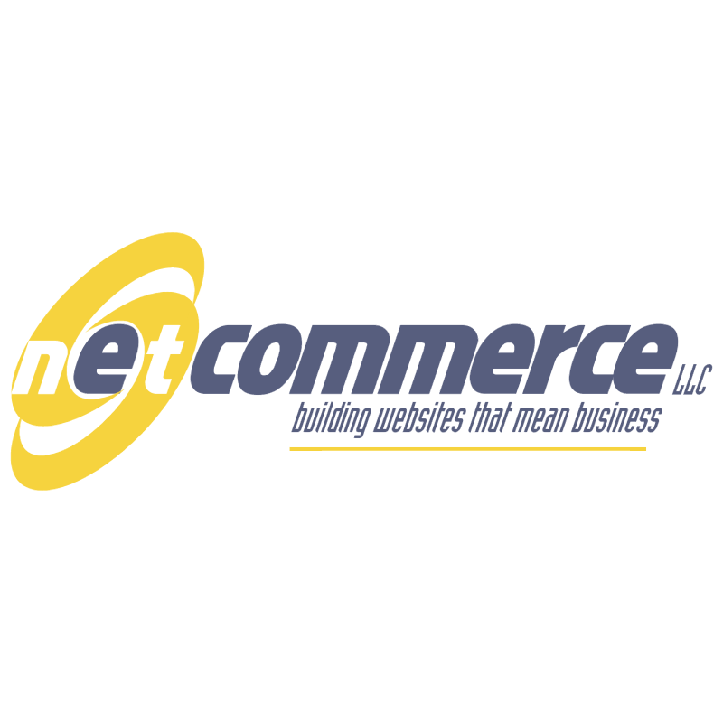 NetCommerce vector logo