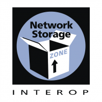 Network Storage Zone vector