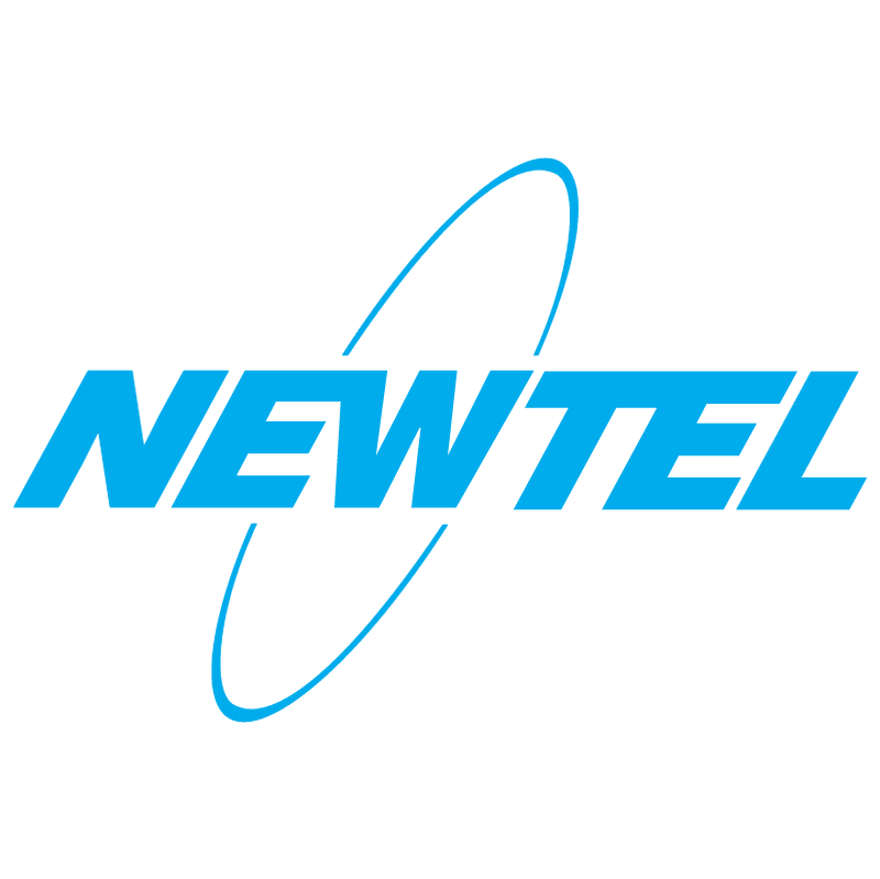 NewTel Communication vector logo