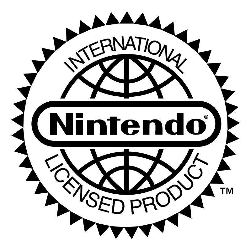 Nintendo International Licensed Product logo
