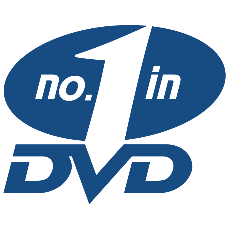 No 1 in DVD vector