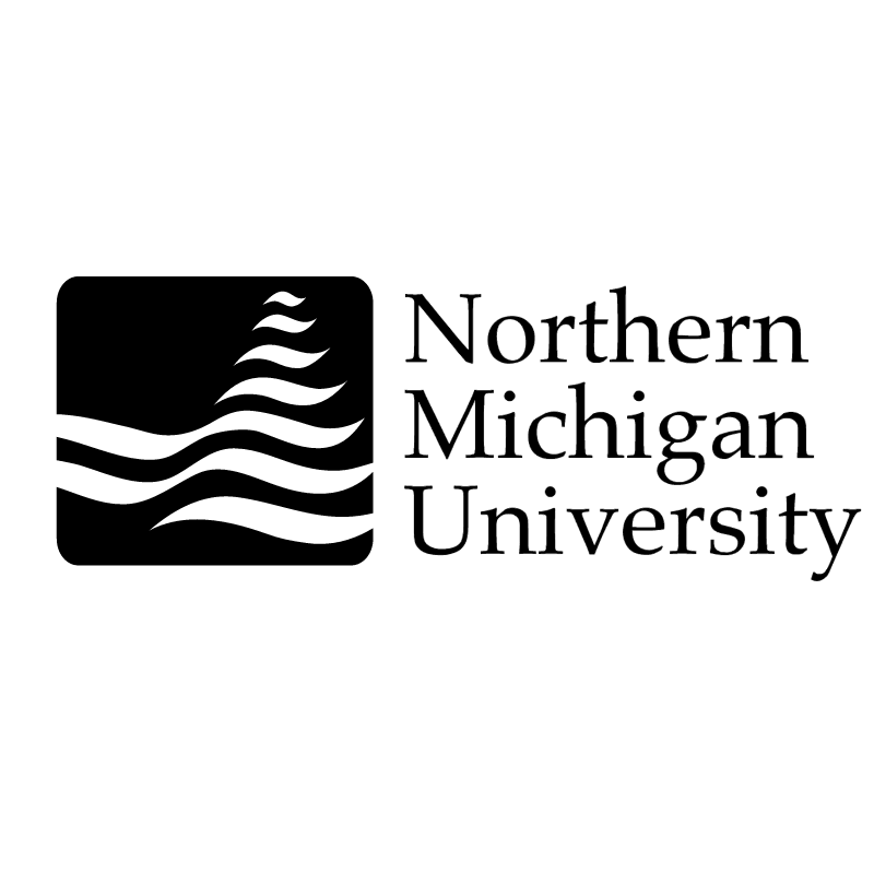 Northern Michigan University vector logo