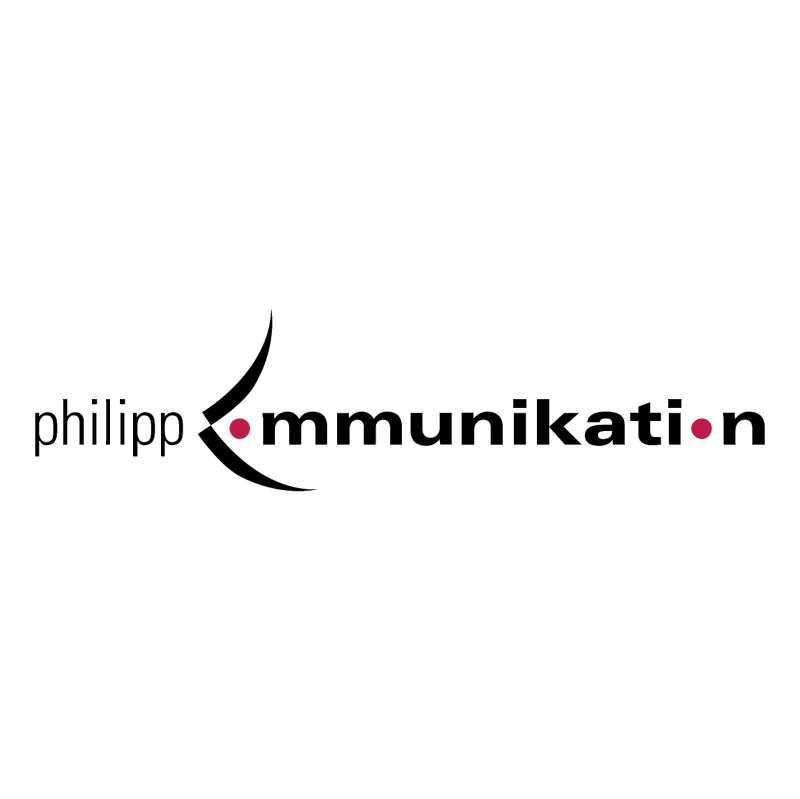 Philipp Communikation vector logo