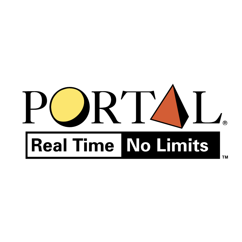 Portal Software vector logo