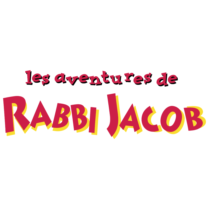 Rabbi Jacob vector logo