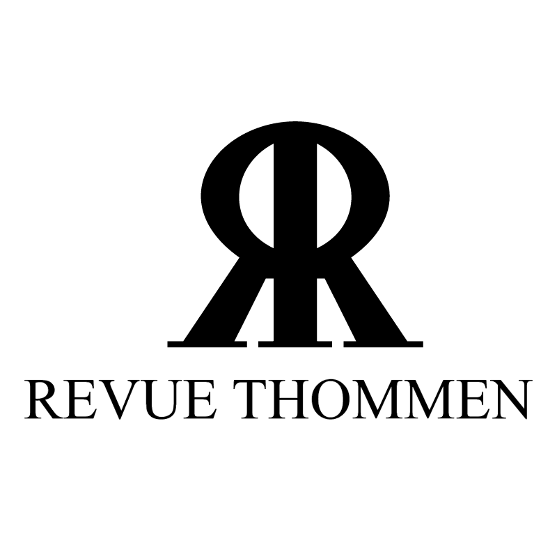 Revue Thommen vector logo