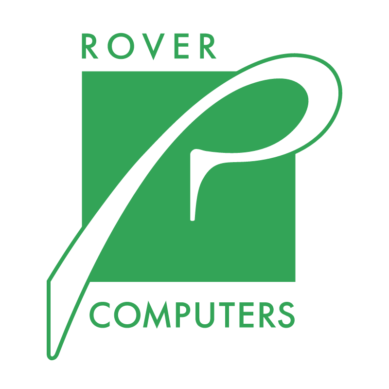 Rover Computers vector