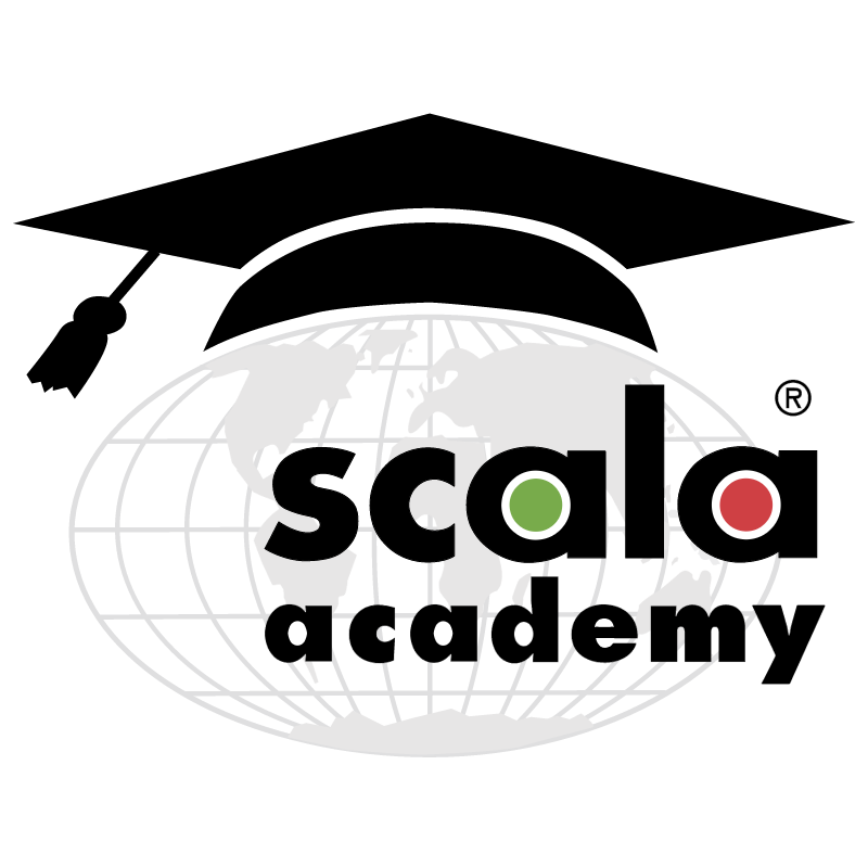 Scala Academy vector