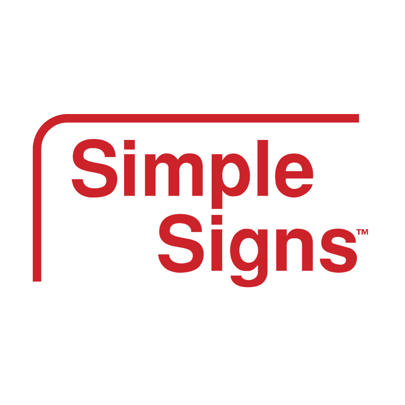 Simple Signs vector