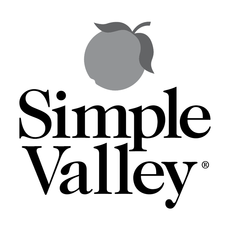 Simple Valley vector