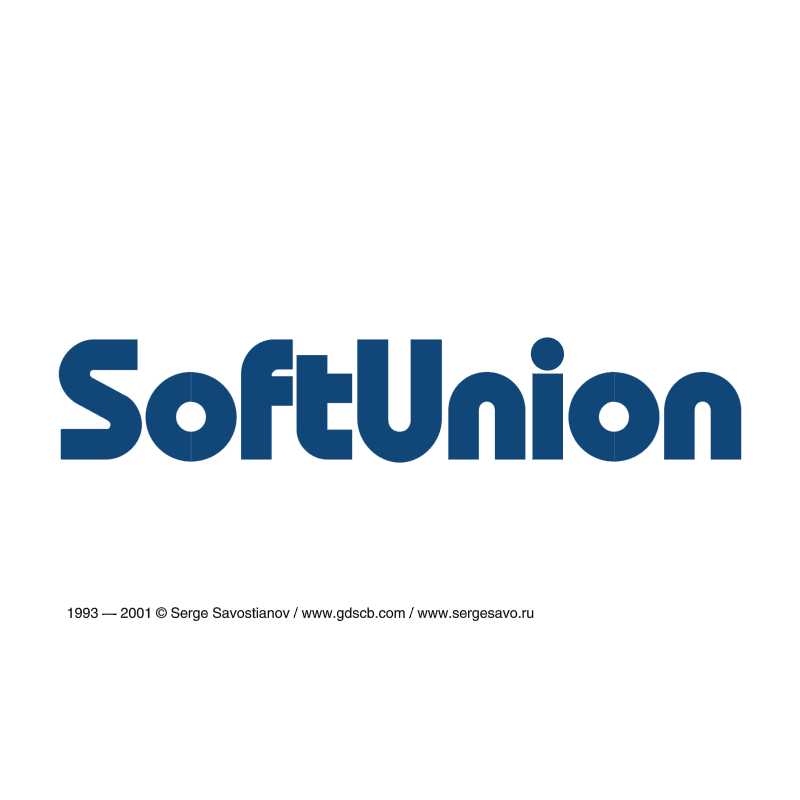 SoftUnion logo