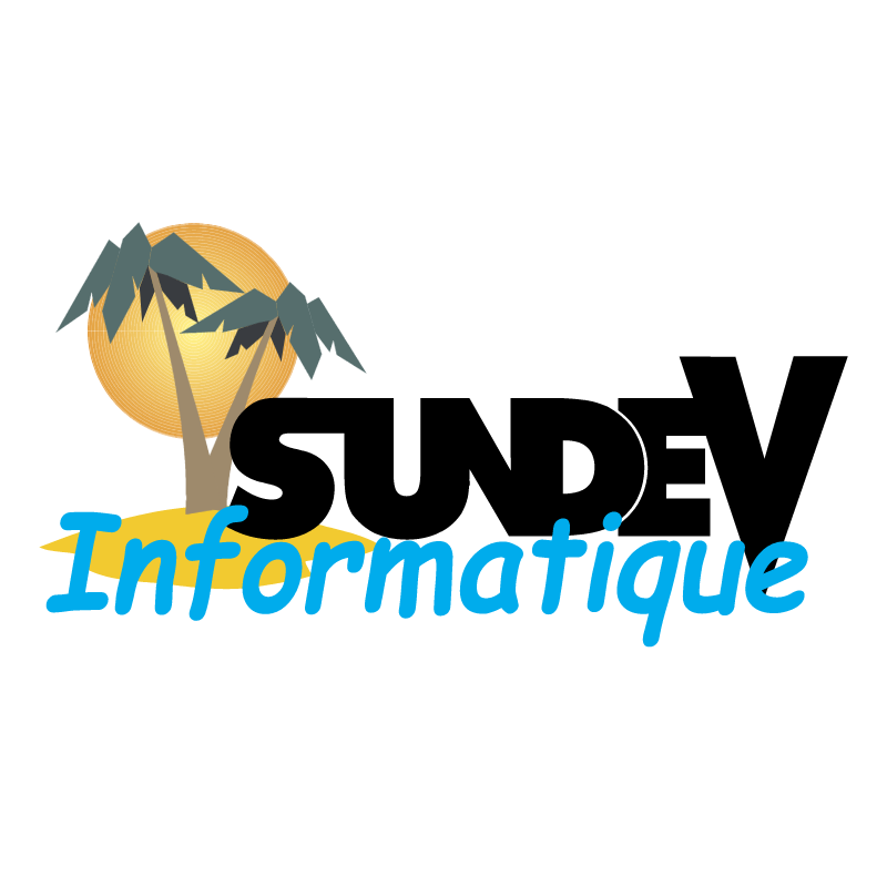 Sundev Informatique vector logo