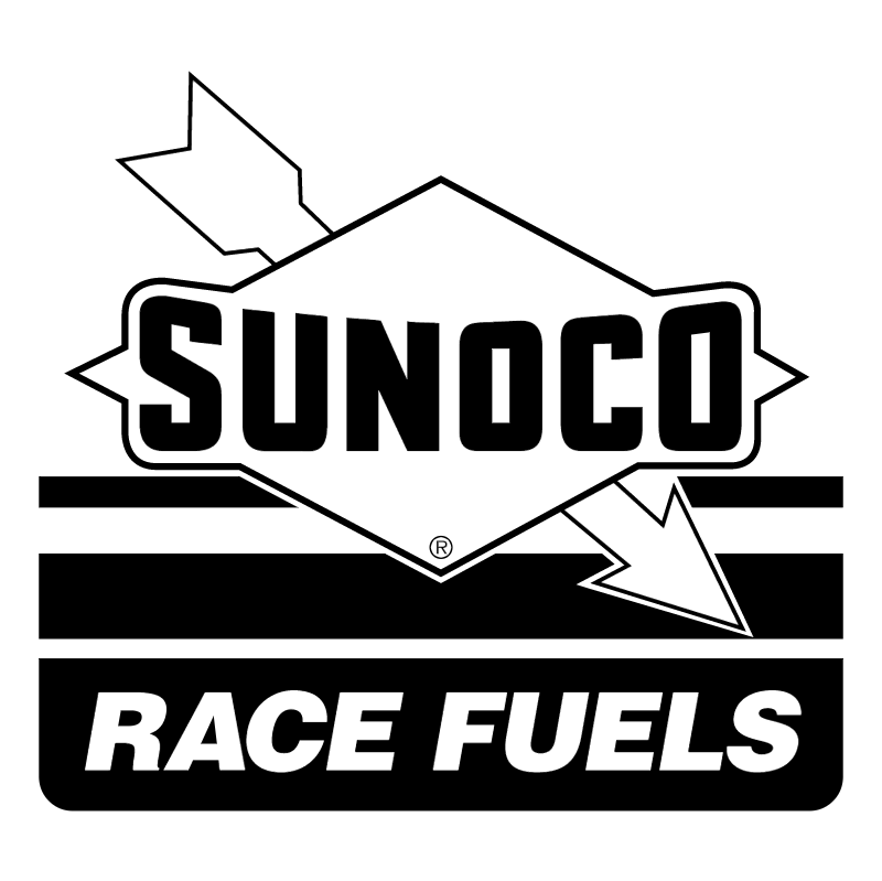 Sunoco Race Fuels vector