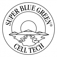 Super Blue Green vector