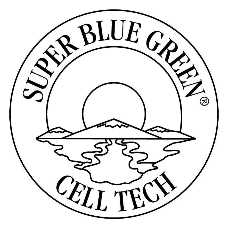 Super Blue Green logo