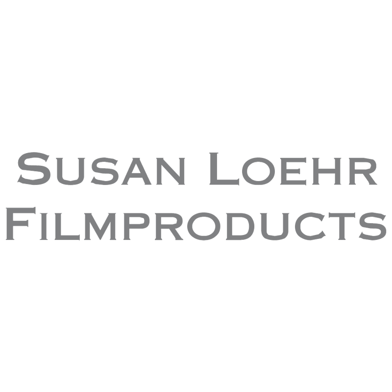 Susan Loehr Filmproducts