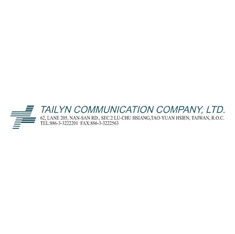 Tailyn Communication vector logo
