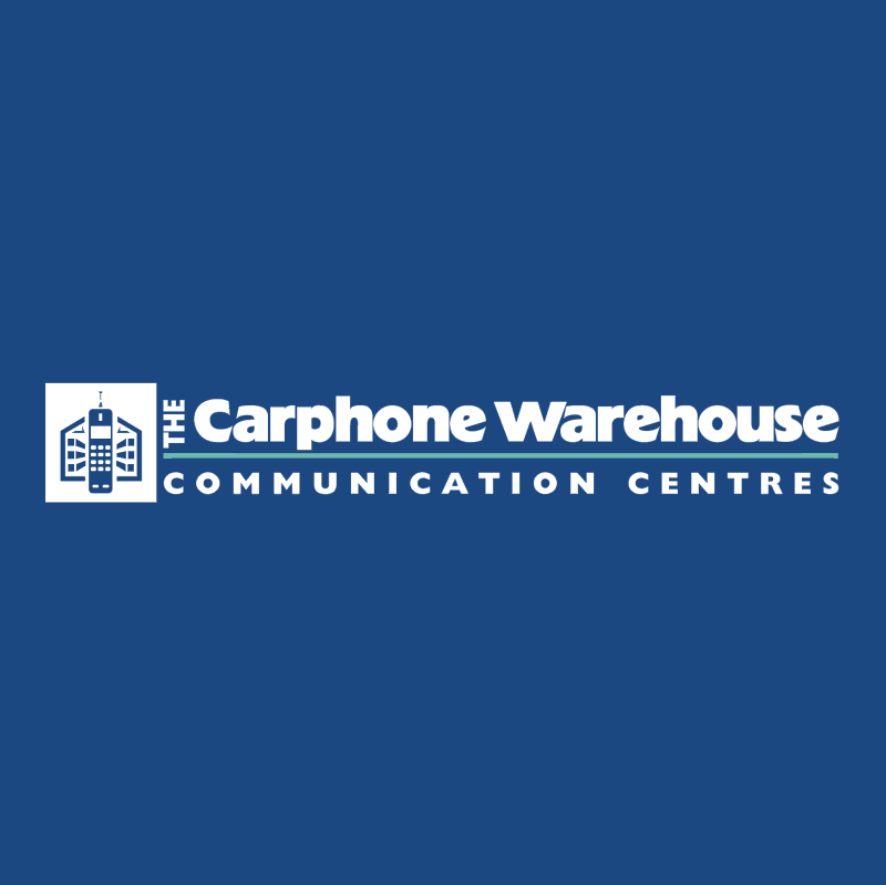 The Carphone Warehouse vector logo