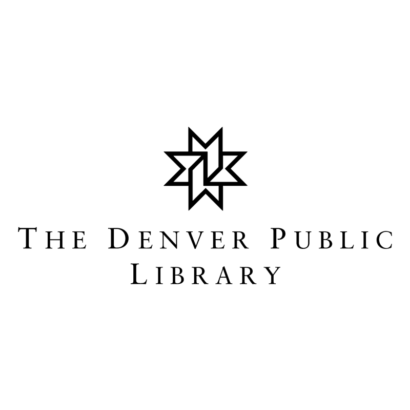 The Denver Public Library vector
