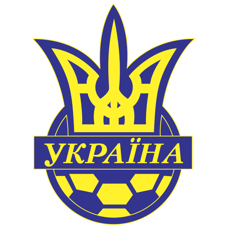 Ukraine Football Association logo