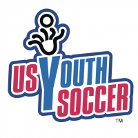 US Youth Soccer vector