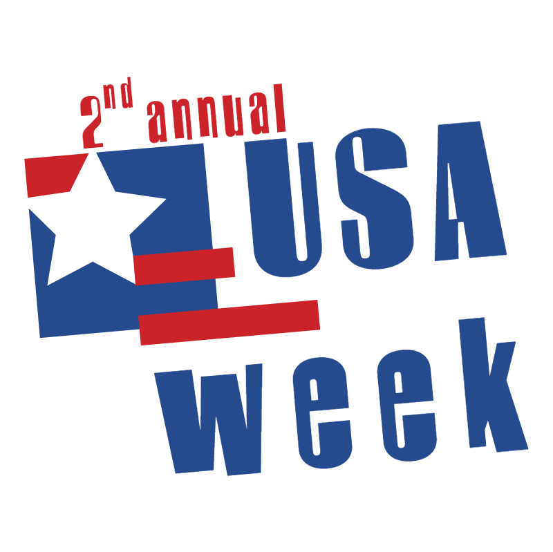 USA Week vector