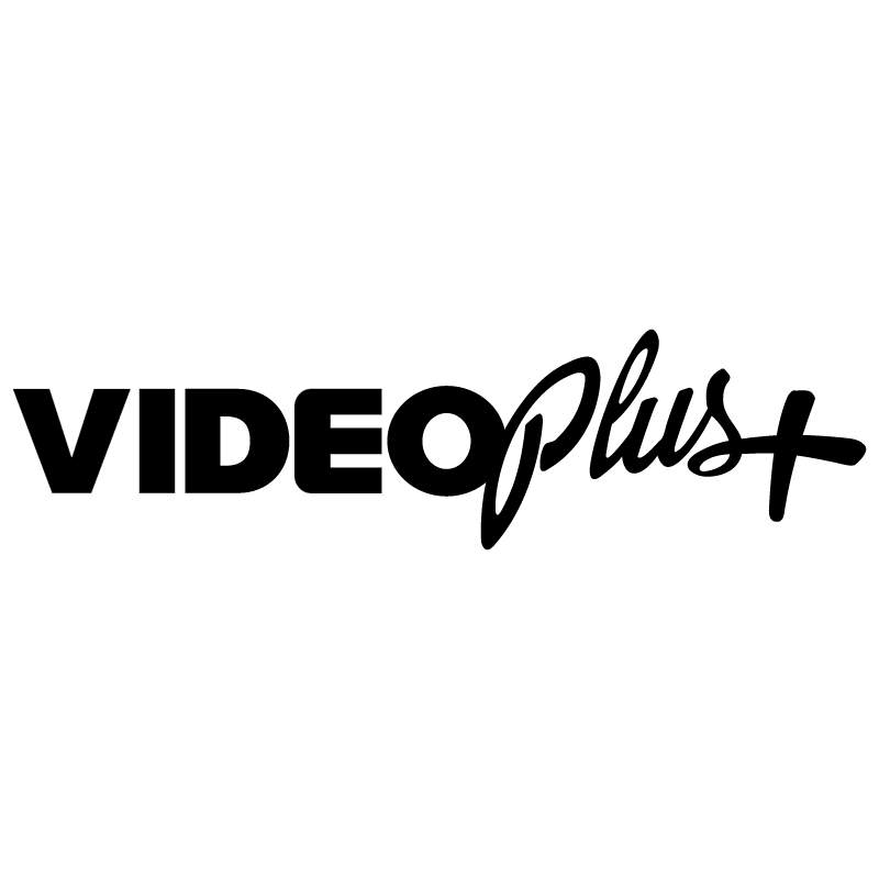 Video Plus vector logo