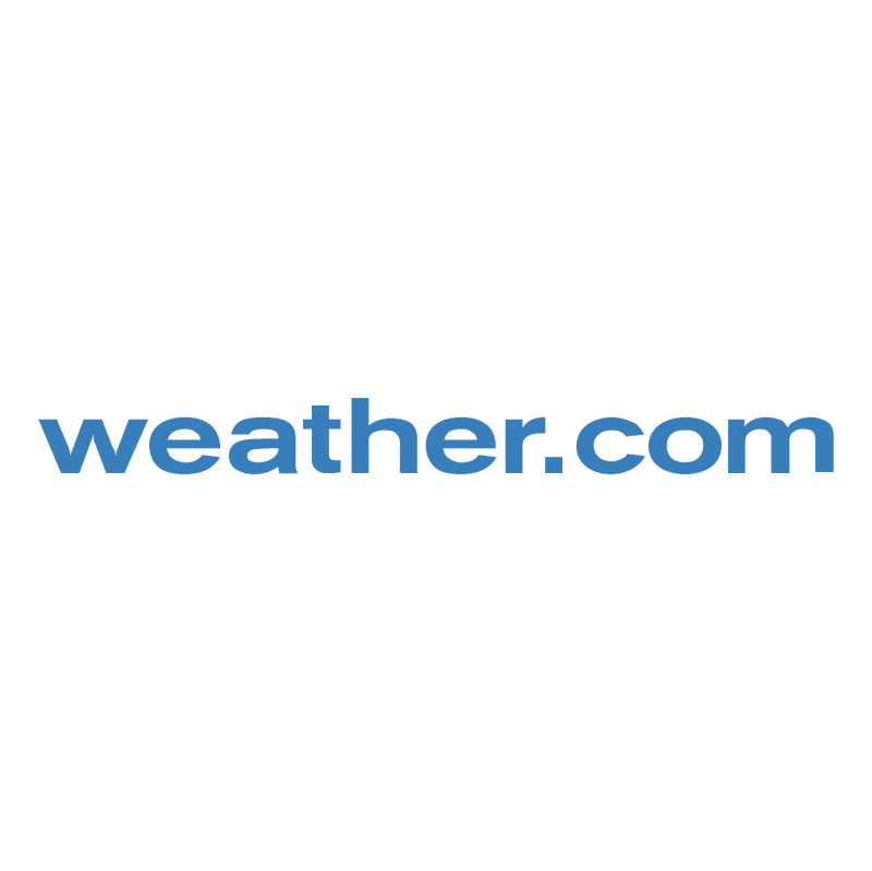 weather com vector logo