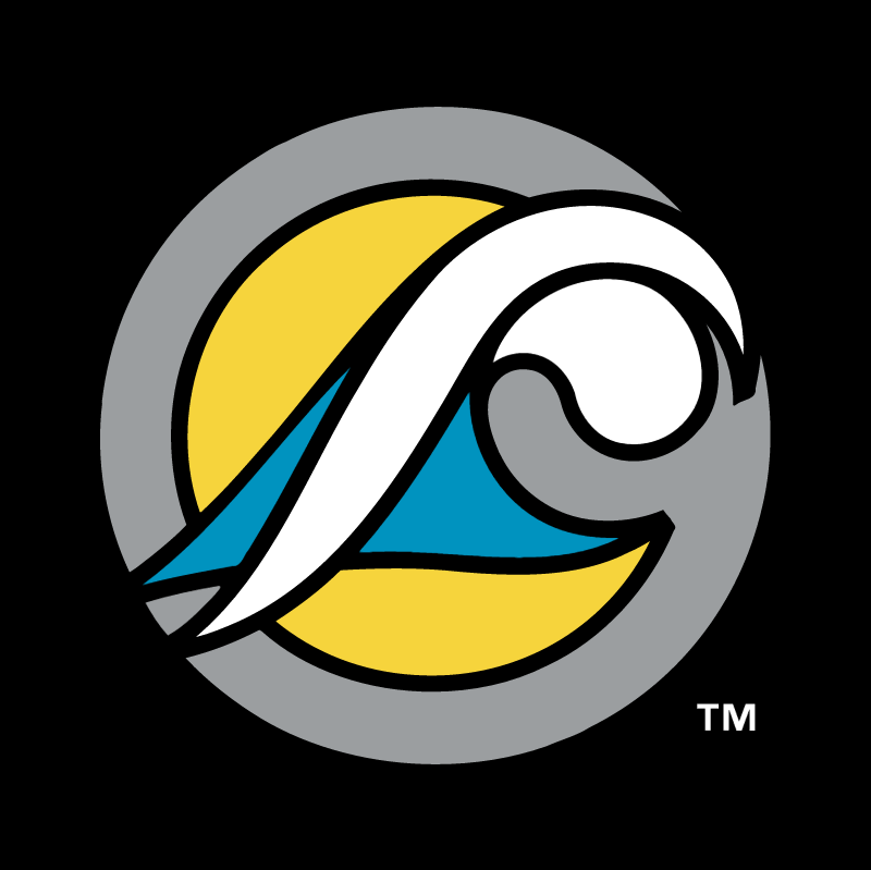 West Michigan Whitecaps vector logo