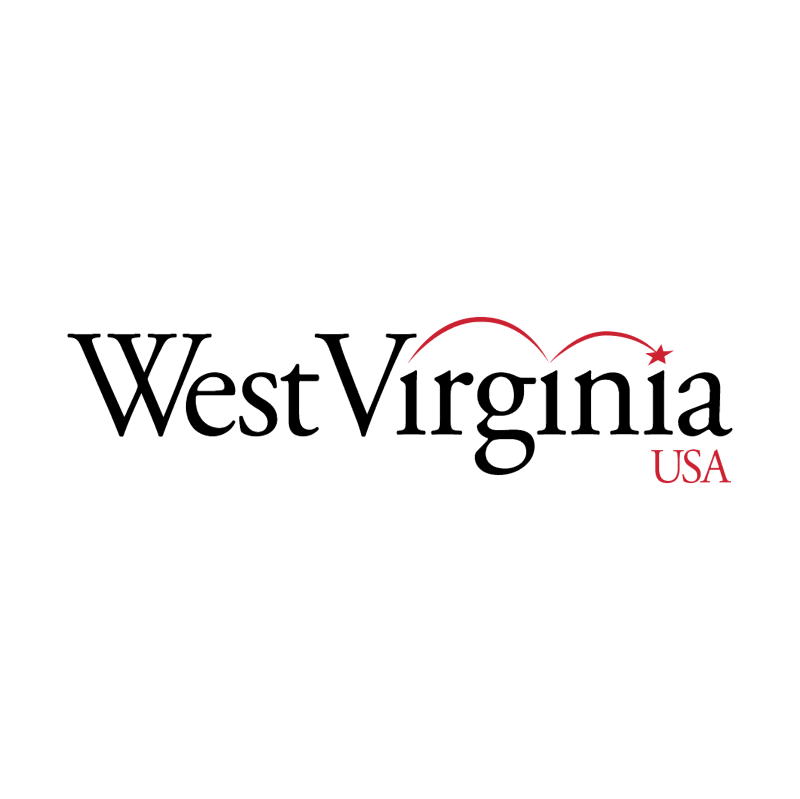 West Virginia USA vector