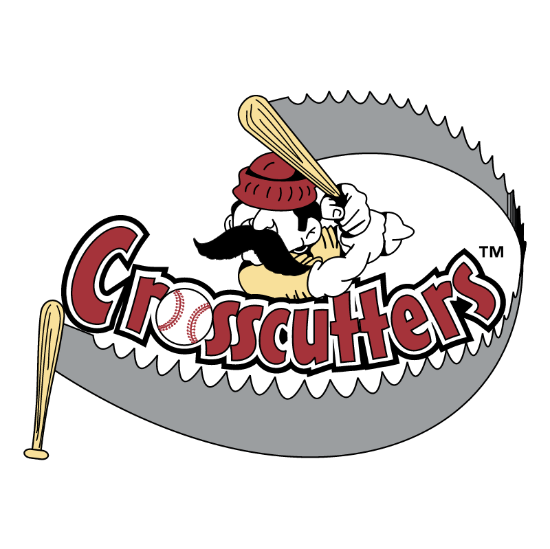 Williamsport Crosscutters vector