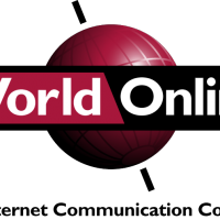 World Online vector