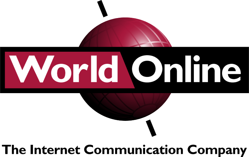 World Online vector logo