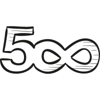 500pc logo vector