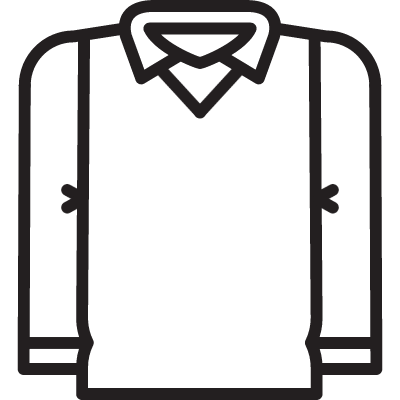 Shirt with Vest logo