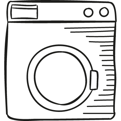 Old Washing Machine logo