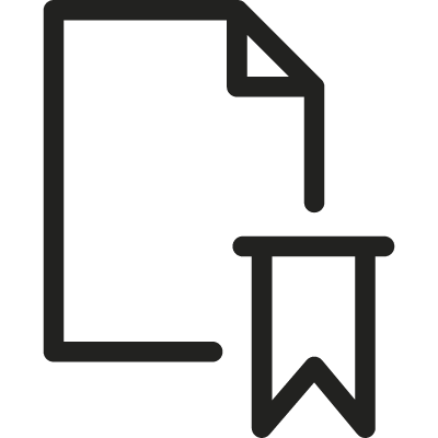 Bookmark File logo