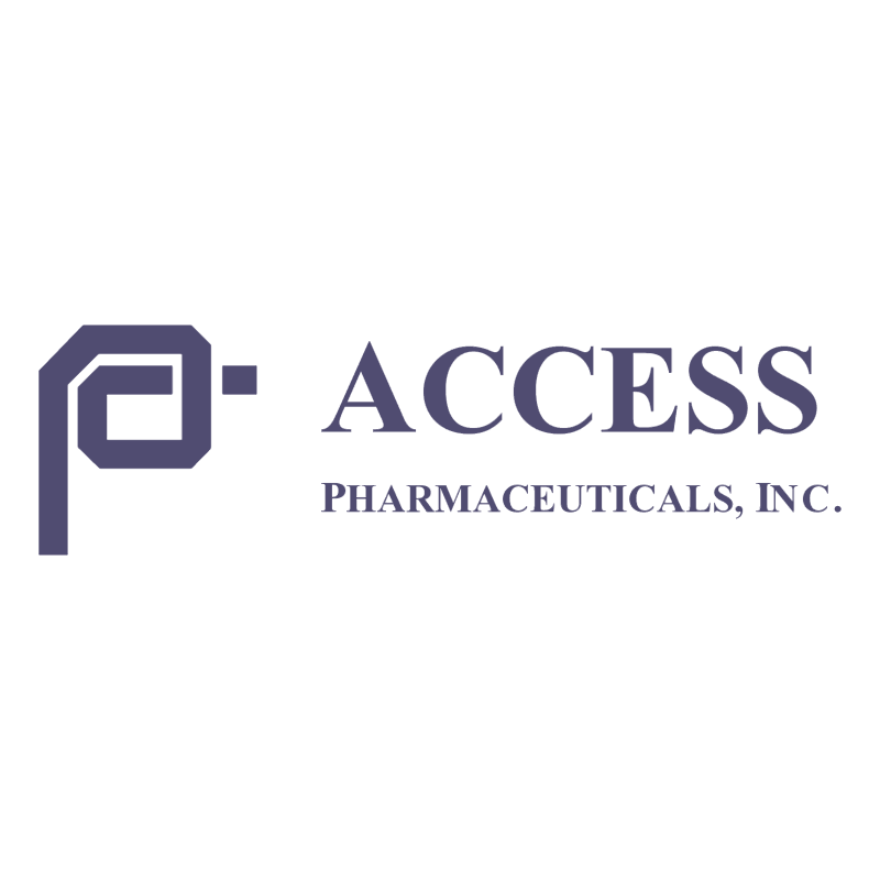 Access Pharmaceuticals vector