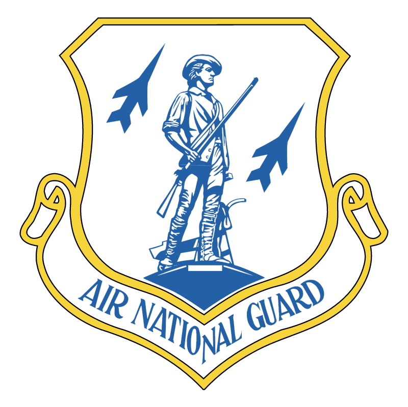 Air National Guard 55411 vector