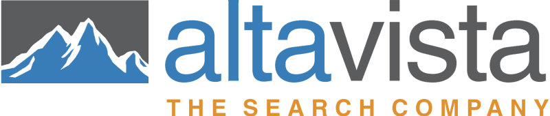 ALTAVISTA SEARCH 1 vector logo