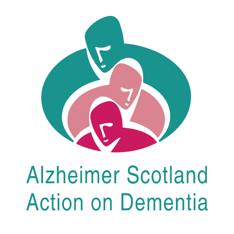 Alzheimer Scotland vector