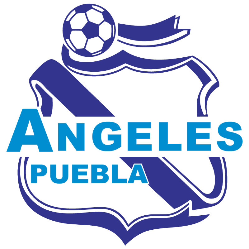 Angeles Puebla 20446 vector logo