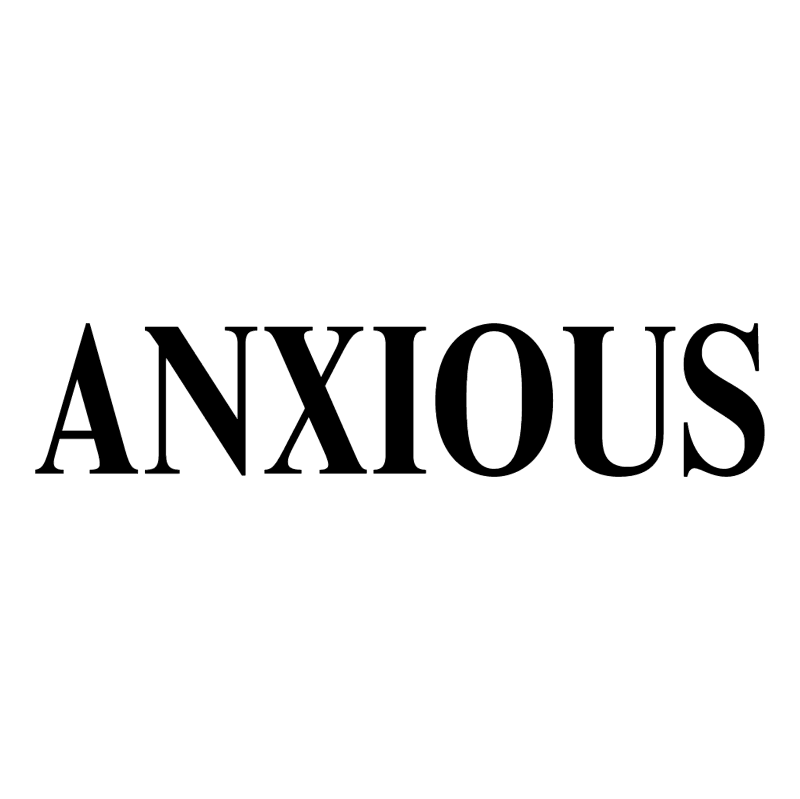 Anxious 78676 vector logo