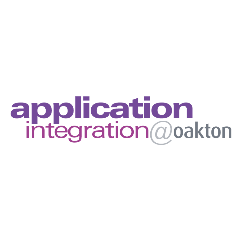 Application Integration oakton vector logo