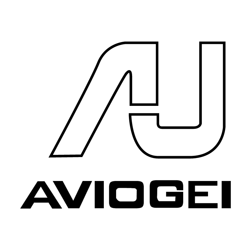 Aviogei Airport Equipment vector logo