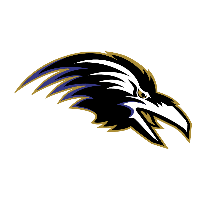 Baltimore Ravens 43087 vector