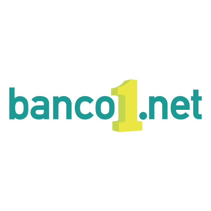 banco1 net vector logo