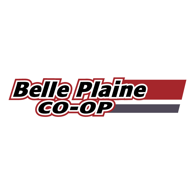 Belle Plaine Co op vector
